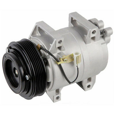 New Premium Quality Ac Compressor & A/c Clutch For Volvo S60 S80 V70 Xc70 Xc90