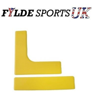 16 Sport Lines Pitch Markers Training Aids / Coaching Equipment - Throw Down