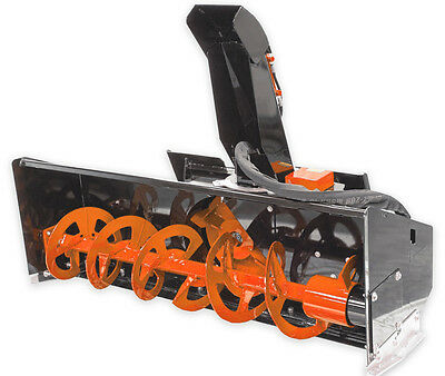 "72"" Skid Steer Snowblower attachment for Bobcat John Deere Case ASV"