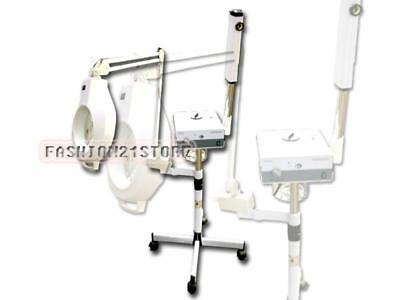 Magnifying Lamp Beauty salon spa Facial Steamer 2-IN-1