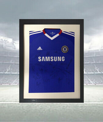 DIY FRAME DISPLAY KIT FOR FULLY SIGNED SHIRT NEW SQUARE DESIGN np