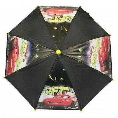 Disney Cars Mcqueen Drift Evolution Umbrella Brolly New
