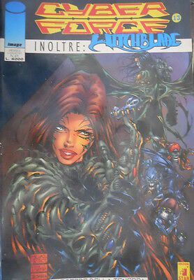 Cyber Force n. 45 1997 Ed. Star Comics