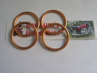 Yamaha Xj 600 S N Diversion Copper Exhaust Gaskets
