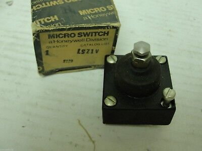 New box opened Honeywell MicroSwitch limit switch LSZ1V