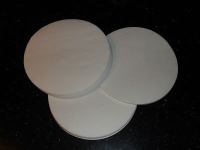 NEW 110mm Lab Filter Paper x 20 Choice of 2 Grades Laboratory School Science