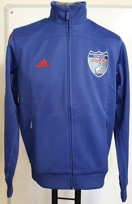 Enyimba International Of Nigeria Blue Track Jacket By Adidas Size Adults Small