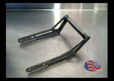 Rear Grab Bar Honda 70 Atc Laser Cut Steel And Tig Welded With Whip Mnt