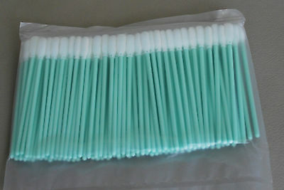 Cleaning Swabs (Small) 100pcs/bag for Any Solvent Resistant Printers. US Seller