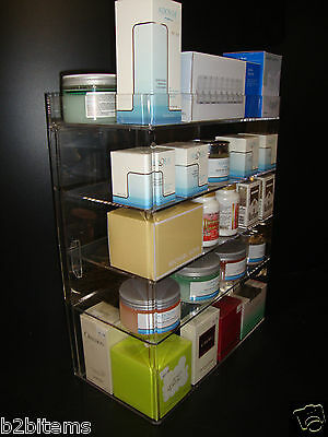 Acrylic Lucite Plexiglass Showcase Counter Cabinet Retail store Display Case NEW
