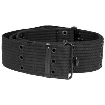 Lc-1 Us Army Pistol Belt Alice Web Webbing Lc1 Individual Equipment Combat Black