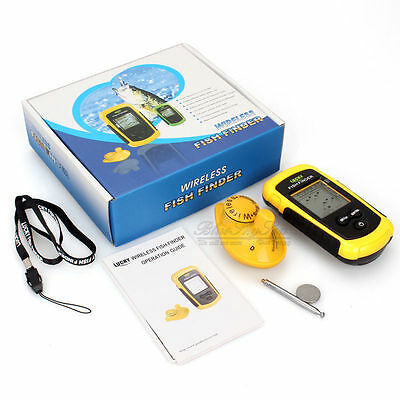 Wireless Fish Finder Sonar, 70-90 Metres, Carp, coarse, Rod, Cast, fish Features