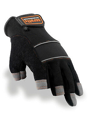 SCRUFFS MAX PERFORMANCE PRECISION WORK GLOVES Size L Breathable CE Rated EN388