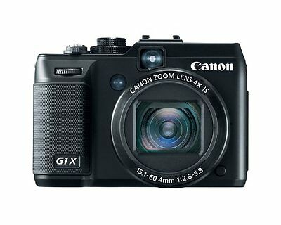 "Canon PowerShot G1 X 14.3MP 3"" LCD Digital Camera"