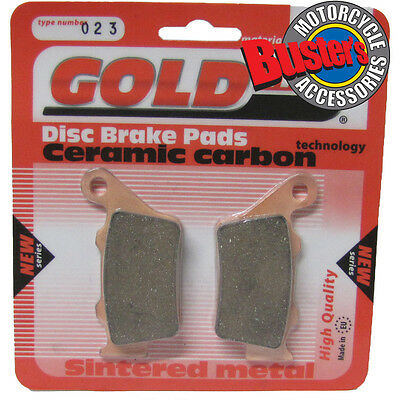 BMW F 650 GS 2003 Sintered Motorcycle Rear Brake Pads