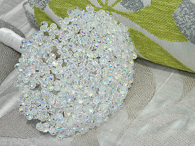 Crystal  'Elegance' Wedding brides crystal Bouquet  6""