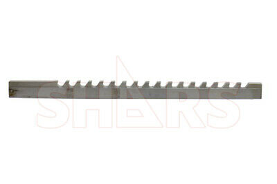 """OUT OF STOCK 90 DAYS SHARS 1/2"""" D 9/16 x 13-7/8 HSS STANDARD KEYWAY BROACH WITH"""