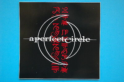 A Perfect Circle Sticker Decal (S437) Rock Tool Metal Car Bumper Window Slayer