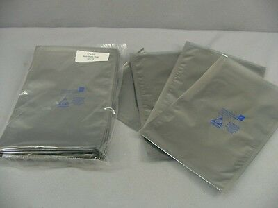 """50 Anti-Static 6"""" x 10"""" Open Ended Shielding Bags"""