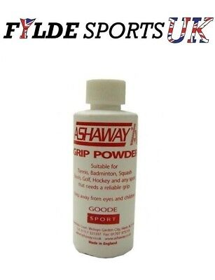 Ashaway Hand Grip Powder - Helps absorb sweat - Suitable for Racket Sports.
