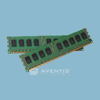 New Dell PowerEdge R310 and T310 Memory 16GB (4 x 4GB) PC3-8500 1066MHz Kit