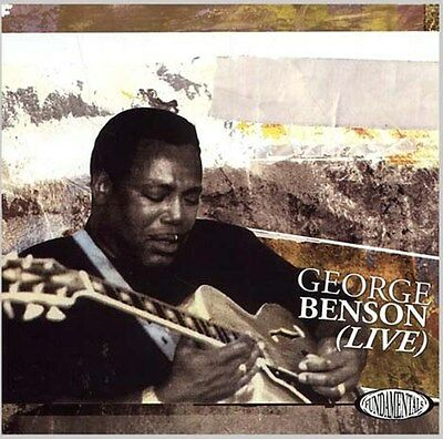 George Benson Fundamentals Sealed Cd New Greatest Hits Best