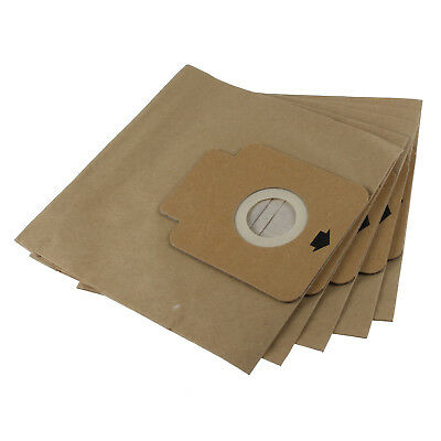 For Hoover Capture TCP2011 H64 H63 H58 266 Vacuum Cleaner Bags Pack Of 5