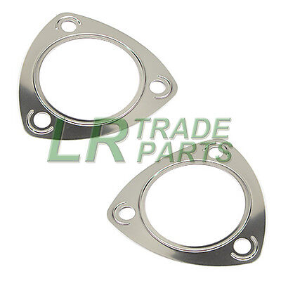 Land Rover Discovery 2 Td5 Exhaust Pipe Gaskets X2 (Pair) - Esr3737 (1998-2004)