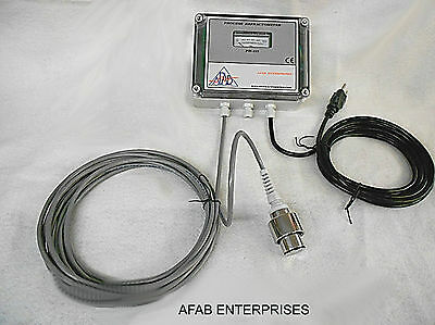 NEW! AFAB Enterprises PR-111 Inline Process Refractometer Calibration included!