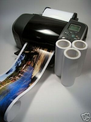 PANORAMIC GLOSS PHOTO PAPER ROLL - 8 METRES x 210mm