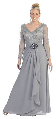 SALE ! PLUS SIZE MOTHER of the BRIDE GROOM DRESS FORMAL ...