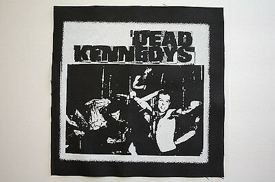 Dead Kennedys Backpatch (BP20) Punk Rock Back Patch Subhumans Adicts Sex Pistols