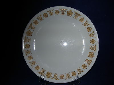 Corelle Corning Butterfly Gold Four Dinner Plates Free Shipping