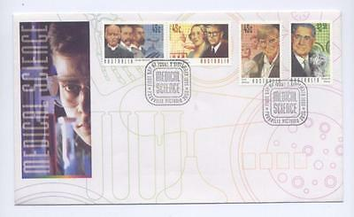 1995 Medical Science FDC