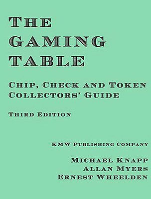The Gaming Table Collectors Guide Third Edition 16,000 Entries of Casinos *