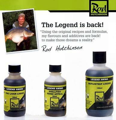 Brand New Rod Hutchinson Liquid Additives - All Types Available