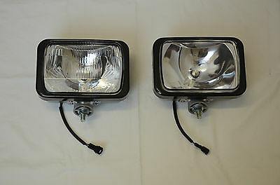 Ipf 800Xs Rectangle Driving Lights Brand New  ****sale Special****