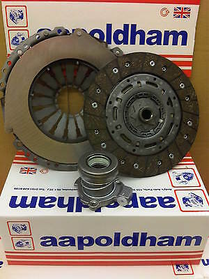 Vauxhall Astra H + Corsa D 1.3 Cdti Diesel 6 Speed Clutch Kit & Csc  2007-2012