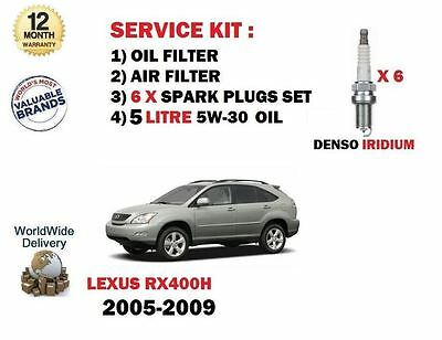 FOR LEXUS RX300 RX350 RX400H HYBRID 2//2003-6//2009 NEW FRONT WHEEL BEARING KIT