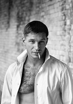TOM HARDY Poster Print