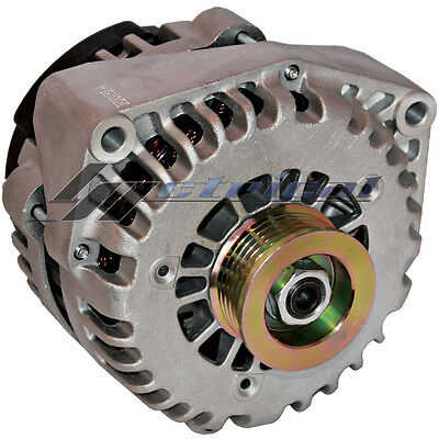 100% New High Output 250Amp Alternator For Gm,Hummer,Chevy,Buick*One Yr Warranty