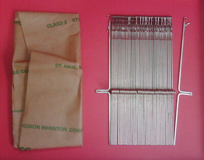 100 Nadeln für Strickmaschinen Empisal-Knitmaster 321 323 360 knitting machine