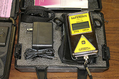 GASTECH SAFEMATE 103 MONITOR