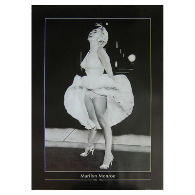 Marilyn Monroe Large Poster. 7 Year Itch Vintage Hollywood Actress