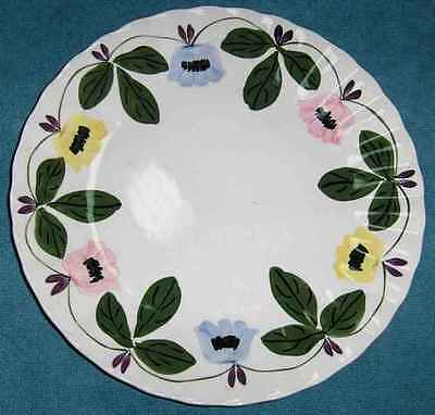 VINTAGE BLUE RIDGE POTTERY/SOUTHERN POTTERIES - GARLAND - LUNCH PLATE(s)
