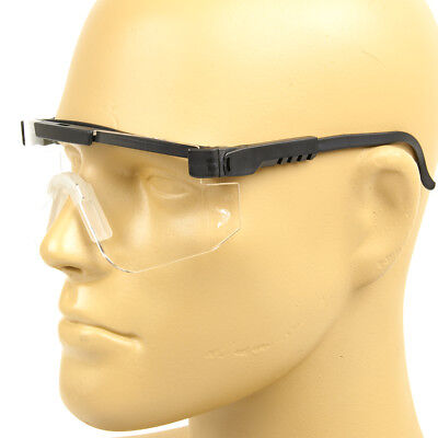U.S. Military Tactical Ballistic Clear (No Tint) Shooting Glasses- New in Box