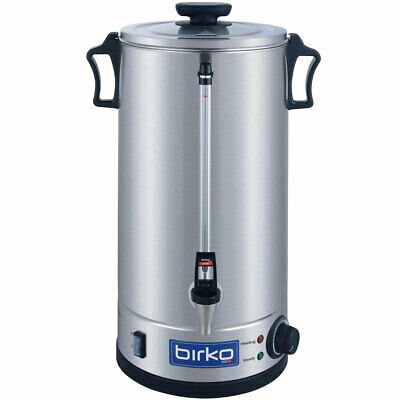 Birko Commercial 20 Litre Concealed Element 20L Urn 1017020-INT + BONUS CUPS