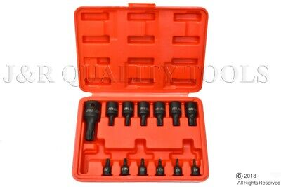 Titan 16039 TR Impact Star Bit Set Pack of 13
