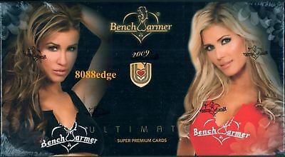 2010 Benchwarmer Ultimate Factory Sealed Box:bikini/lingerie/autograph/auto/kiss