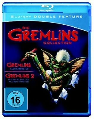 Blu-Ray * Gremlins 1+2 - Die Collection * NEU OVP